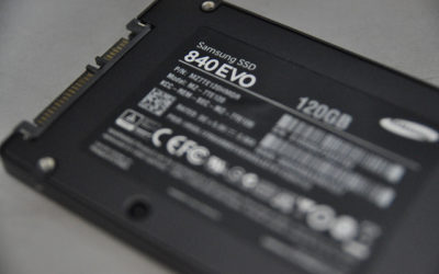 Why should you buy a solid-state drive? Bottlenecks…